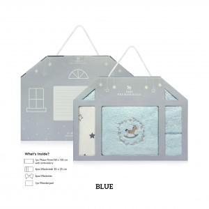 BLUE Baby Newborn Giftset