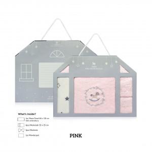 PINK Baby Newborn Giftset