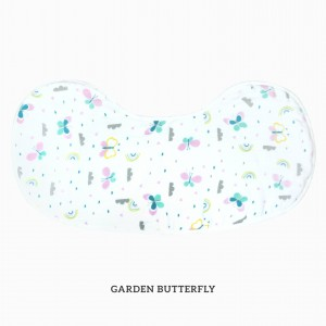 Garden Butterfly Burp & Bib