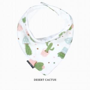 Desert Cactus Bandana Bib