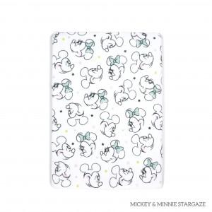 Mickey & Minnie Stargaze Tottori Baby Towel