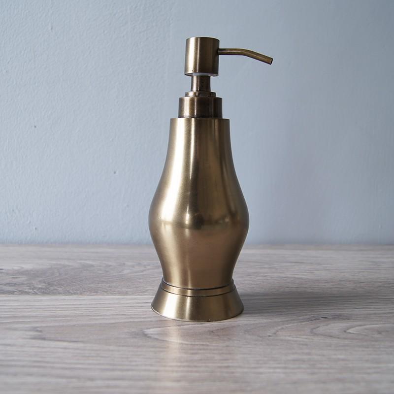 ... Antique Brass Bath Accessories, Set Of 2 ...