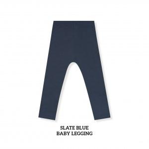 SLATE BLUE Baby Legging