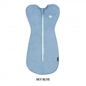 Sky Blue Bedong Instan