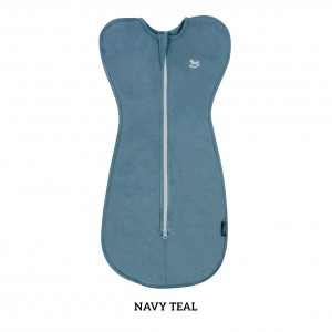 Navy Teal Bedong Instan