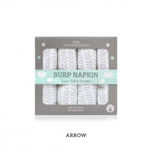 Arrow Burp Napkin