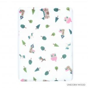 Unicorn Wood Tottori Baby Towel