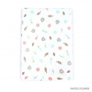 Pastel Flower Tottori Baby Towel