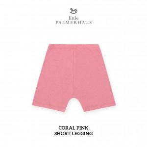 CORAL PINK Short Legging