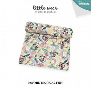 Minnie Tropical Fun Little Wear Basic Swaddle