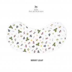 Berry Leaf Burp & Bib