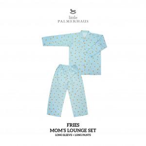 FRIES Mom's Lounge Wear Long Sleeve