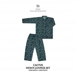CACTUS Mom's Lounge Wear Long Sleeve