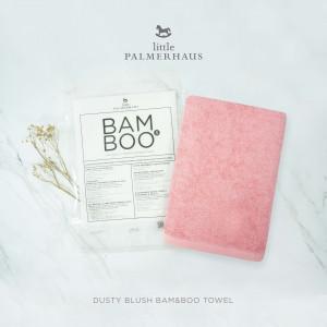 Dusty Blush Bam & Boo Bamboo Towel