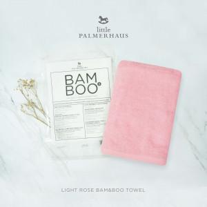 Light Rose Bam & Boo Bamboo Towel