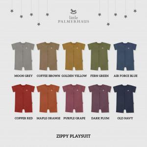 Zippy Playsuit