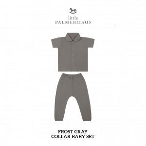 FROST GREY Collar Baby Set