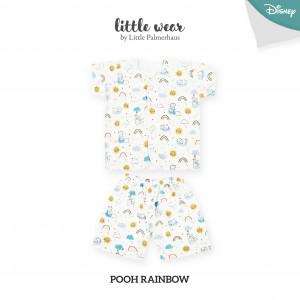 Pooh Rainbow Little Wear Short Sleeve
