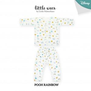 Pooh Rainbow Little Wear Long Sleeve