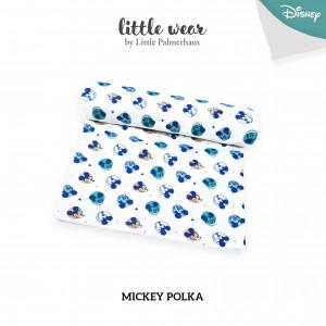 Mickey Polka Little Wear Basic Swaddle