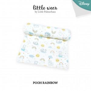 Pooh Rainbow Little Wear Basic Swaddle