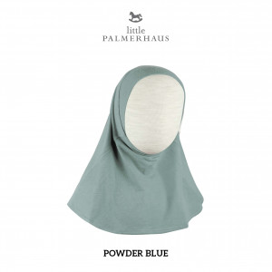 POWDER BLUE Instant Hijab
