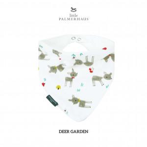 Deer Garden Bandana Bib