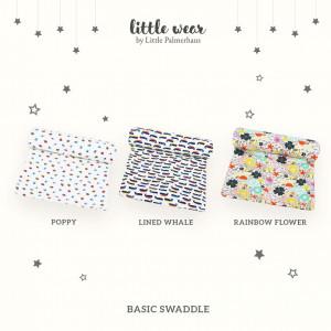 Little Wear Basic Swaddle