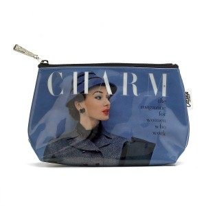 Catseye Charm Make-Up Bag