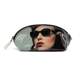 Catseye Lipstick Woman Oval Bag