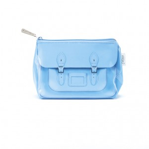 Catseye Satchel Make-Up Bag
