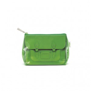 Catseye Satchel Make-Up Bag