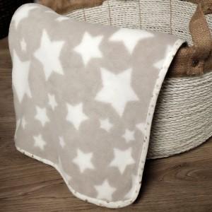 Starry Grey Blanket