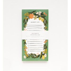 Citrus Floral Julep Shopping Pad