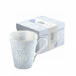 V&A Michaelmas Fine Bone China Mug in Gift Box