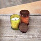 Bonfire Wood Lid Candle