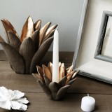 Waterlily Candle Holder