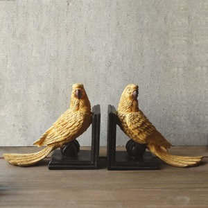 Parrot Bookend