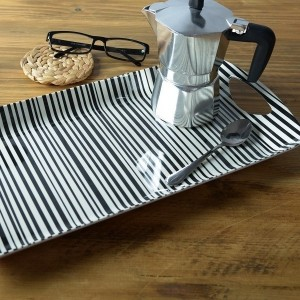 La Cafetiere Handled Melamine Tray