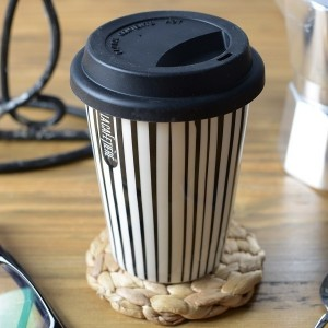 La Cafetiere Insulated Porcelain Travel Mug