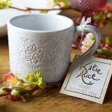 Katie Alice 'The Collection' Lace Embossed Mug