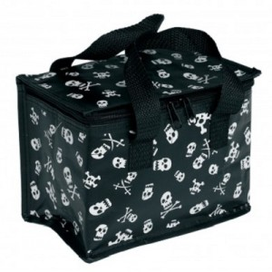 Skull Insulated Lunch Bag