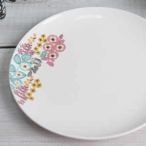 Katie Alice Pretty Retro Dinner Plate