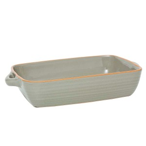 Small Terracotta Oven Dish 19cm, Warm Grey, Jamie Oliver