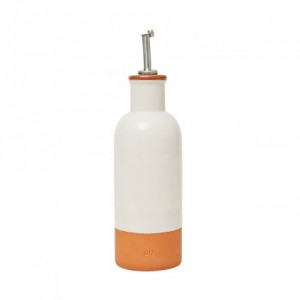 Terracotta Oil Drizzler w/ Dipping Dish, Jamie Oliver