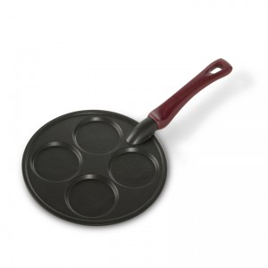 4 Cavity Silver Dollar Pancake Pan , Nordicware
