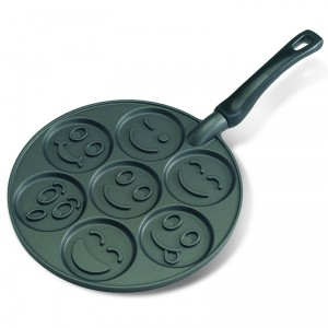 Smiley Face Pancake Pan, Nordicware