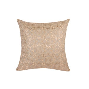 Tile Linen Emb Pillow