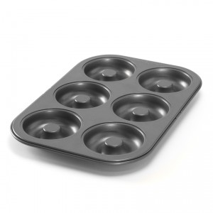 Non-Stick Dough Nut Baking Pan , Nordicware