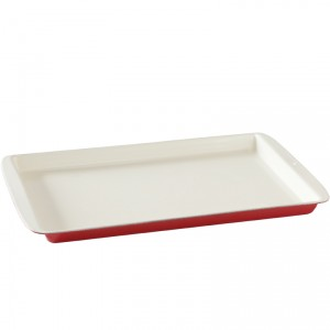 "Large Cookie / Jelly Roll Pan 11x16x1"", Nordicware"